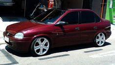 """Chevrolet Corsa Classic 2006 com rodas   aro 17""""  foto 1"""