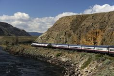 Destinations, Canada, Rocky Mountains, Country Roads, Train Trip, Vacation, Travel Destinations