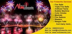 Make Your Event  Concert Unforgettable With NM Fireworks