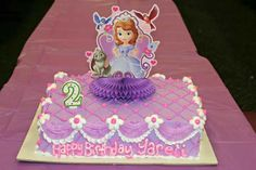 Sofia the First Cake!! #TheCakeShop #PicsByAlma