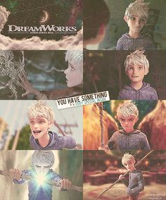 DreamWorks ... Rise of the Guardians