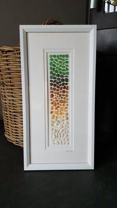 Cathy Shimmen (@CathyShimmen)   Twitter https://www.etsy.com/uk/listing/481952704/seaglass-art-shell-art-contemporary-art
