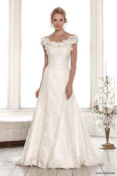 Sassi Holford 2015 Wedding Dresses — Signature Bridal Collection   Wedding Inspirasi