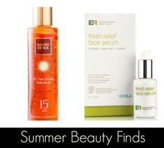 Beauty & Beyond: Keeping Things Cool #summer #beauty