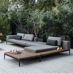 Outdoor styling inspiration from Houseology