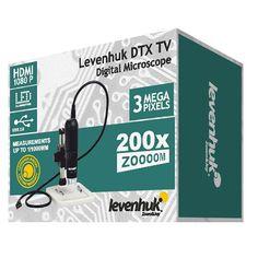 Mikroskop cyfrowy Levenhuk DTX TV | MaliCiekawscy.pl
