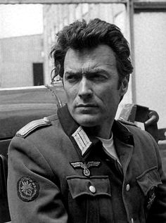 Clint Eastwood in Where Eagles Dare (1968)