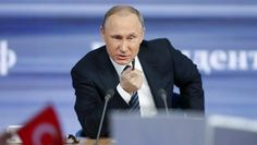 Russian president says only way to solve Syrian crisis is politically, but until that happens, the fight continues