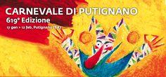 Il Carnevale di Putignano - 619° Edizione. Si tratta del più vecchio di tutta Europa e si trova in Puglia ;)