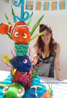 "TowerCake ""Nemo"" Natalia Da Silva"