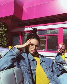 Kendall Jenner, April 2018