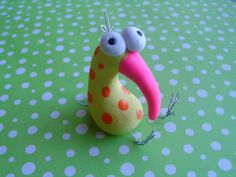 Kiwi Bird with Chicken Pox