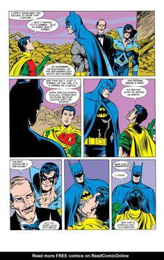 Batman: A Death in the Family Full - Read Batman: A Death in the Family Full comic online in high quality