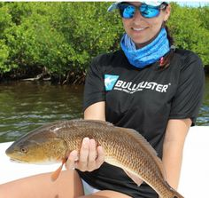 Fishing Report: The Port Charlotte Redfish Bite Was Hot In August!