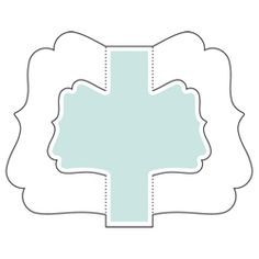 Flourish Double-Wing Easel Template