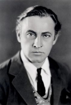 John BARRYMORE * AFI Top Actor nominee > The Barrymores were acting royalty (Drew carries on the tradition). Despite his struggles (money, alcohol & marital problems - four-time divorcé), he was a screen idol loved by audiences. Celebrities Who Died, Hollywood Celebrities, Celebs, Golden Age Of Hollywood, Vintage Hollywood, John Barrymore, Barrymore Family, Michael Thomas, Silent Film Stars