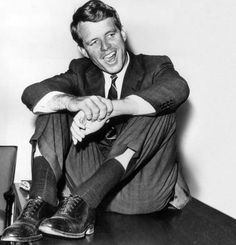 Robert Kennedy - Could he be any more handsome?