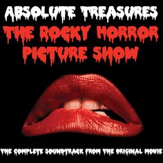 The Rocky Horror Picture Show: Absolute Treasures - Various Artists on Colored The Complete Soundtrack from the Original Movie on Vinyl for the First Time Colored Copies Are Limited Absolute Treas Rocky Horror Show, The Rocky Horror Picture Show, Cult Movies, Horror Movies, Horror Film, Horror Music, Soundtrack, The Frankenstein, Tim Curry