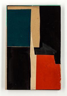 Ben McLaughlin - Collage untitled (K) Wilson Stephens & Jones