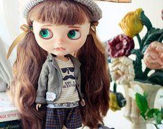 Sugarbabylove  Winter coat set for Blythe