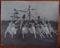 Vintage 1920's Ballerinas