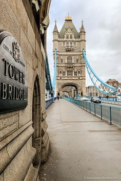 Tower Bridge, London, England, UK City Of London, London Dreams, Tower Bridge London, London Landmarks, London Architecture, Voyage Europe, London Places, Usa Tumblr, Things To Do In London