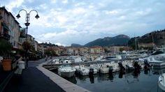 Vacaciones en el puerto de Cassis