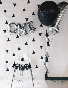 1st Birthday Activities, 1st Birthday Party Favors, Boys 1st Birthday Cake, Panda Birthday Party, Birthday Highchair, Birthday Themes For Boys, Panda Party, 1st Birthday Photos, Boy Birthday Parties