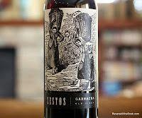 Zestos Old Vine Garnacha 2011 - Easy