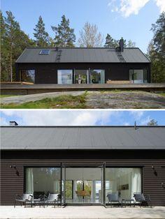 Villa Wallin Erik Andersson Architects