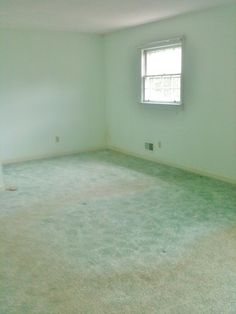 before of staged home