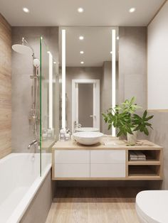Bathroom Design Luxury, Modern Bathroom Decor, Bathroom Layout, Modern Bathroom Design, Bathroom Furniture, Bathroom Tub Shower, Bathroom Renos, Bathroom Renovations, Small Bathroom