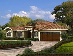 - 32117AA | 1st Floor Master Suite, CAD Available, Den-Office-Library-Study, Florida, Jack & Jill Bath, Mediterranean, PDF, Split Bedrooms | Architectural Designs