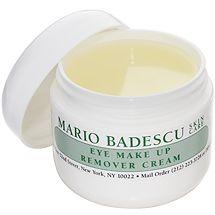 Eye Make-up Remover Cream from Mario Badescu Skin Care via mariobadescu.com