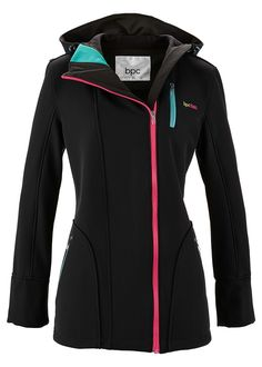 Strečová bunda - softshell So šikmým • 54.99 € • bonprix