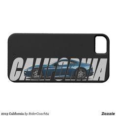 2013 California iPhone SE/5/5s Case