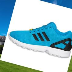 new style 6379c be978 Adidas Zx Flux Men s Training Shoes Solar Blue,Blue,Black,White Price 2015