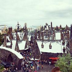 E #Hogwarts aqui é igualzinho do filme, do livro e da sua...