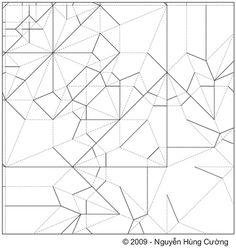 Gorilla CP origami