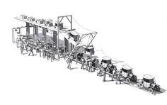 Taylorismo, Fordismo, Toyotismo e os processos produtivos que revolucionaram a Indústria