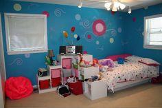 Teen Wall Murals Bedroom Decor