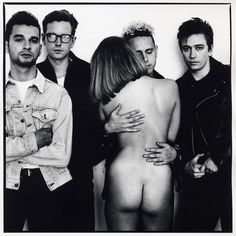 Depeche Mode by Anton Corbijn at Camera Work