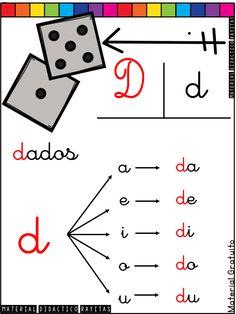Alphabet Activities, Preschool Activities, Bilingual Education, School Colors, Home Schooling, Totoro, Homeschool, Playing Cards, Teaching