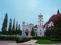 Iglesia de Santa Delfina de Signe - Ciudad de Guatemala