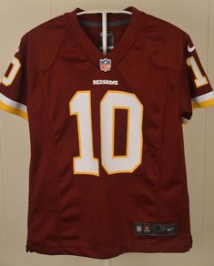5a832447d Nike Washington Redskins Jersey  10 Robert Griffin III NFL Youth Small (8)  RG3