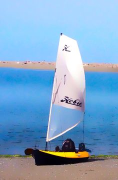 Hobie Kayak Sailing In A I9s Boat