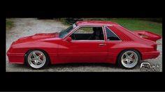 Mustang or Capri
