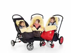 left: Baby Go Comfy 6-36 months, middle: Double-O Cozy 6-36 months right: Baby Go Comfy 6-36 months