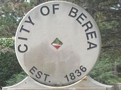Berea, Ohio -- the best place in the world to have lived as children!