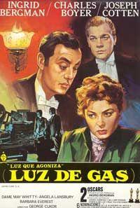 Gaslight (1944)  Ingrid Bergman, Charles Boyer, Joseph Cotten, Angela Lansbury, Dame May Whitty